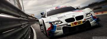 BMW M5 DTM Race Car