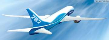 Boeing 787 Dreamliner Fb Cover
