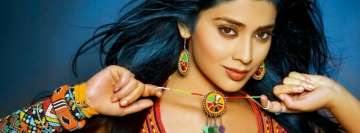 Bollywood Shriya Saran Facebook Cover-ups
