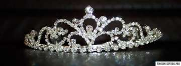 Bride Princess Crown Facebook Banner
