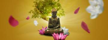 Buddhism Buddhist Figurine Fb Cover