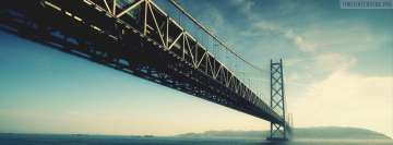 California Bridge Facebook cover photo