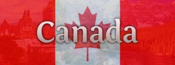Canada Flag Facebook Cover Photo