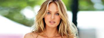 Candice Swanepoel Model Facebook Cover