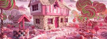 Candy House Facebook Cover