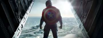 Captain America The Winter Soldier Chris Evans Facebook Cover