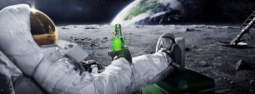 Relax by Carlsberg Facebook Cover