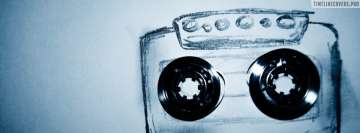 Cassette Tape Drawing