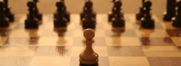Chess One Against Many Facebook Cover