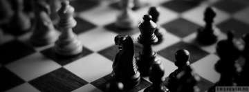 Chess Winning Situation Emerges Facebook Cover