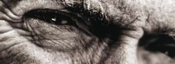 Clint Eastwood Eyes Facebook Cover Photo