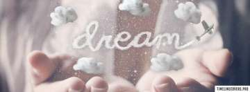Clouds Dream Facebook Wall Image