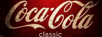 Coca Cola Classic Facebook Cover Photo