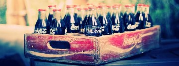 Coca Cola Vintage Party Facebook Cover
