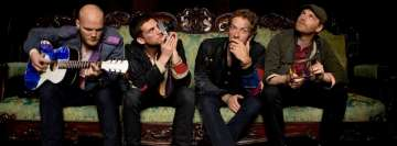 Coldplay Facebook Wall Image
