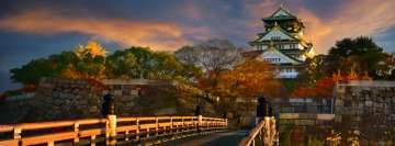 Colors of Osaka Castle