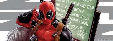 Comics Deadpool Call Me