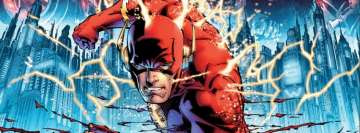 Comics Flash TimeLine Cover