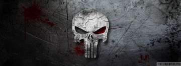 Comics Punisher Facebook cover photo