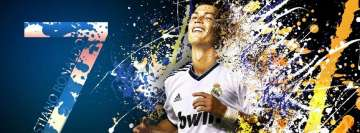Cr7 Cristiano Ronaldo Facebook Background
