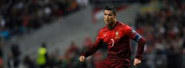 Cristiano Ronaldo Passes Facebook cover photo