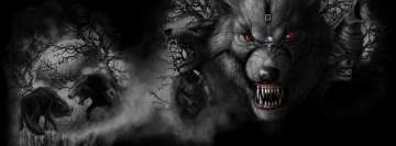 Dark Werewolfes Facebook Cover-ups