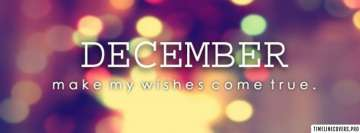 December Make My Facebook Wall Image