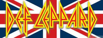 Def Leppard Facebook Wall Image