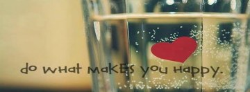 Do What Makes You Happy Facebook Background TimeLine Cover