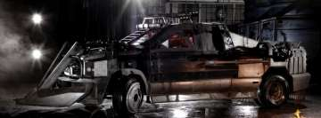 Dodge Ram 1500 Quad Cab Death Race Movie Truck 2004 Facebook Cover
