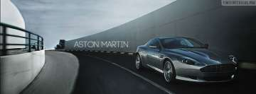 Driving an Aston Martin