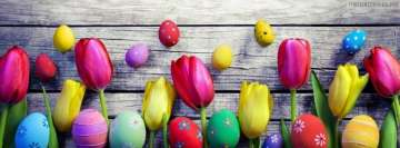 Easter Line Up Facebook Cover-ups