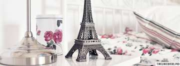 Eiffel Tower Decoration Fb Cover