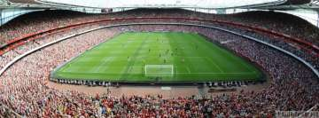 Emirates Stadium Home of Arsenal Facebook Banner