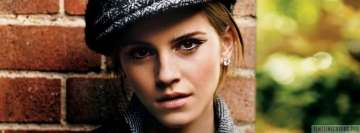 Emma Watson United Kingdom Actress Facebook Wall Image