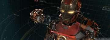 Engineering Iron Man Facebook Cover