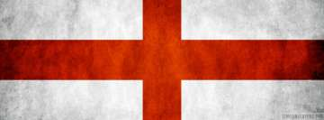 England Flag St. George Facebook cover photo