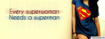 Every Superwoman Facebook cover photo