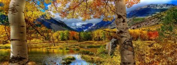 Fall Colors Facebook Cover Photo