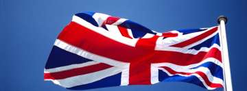 Flag of England Facebook cover photo