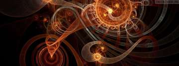 Follow This Fractal If You Can Facebook Banner