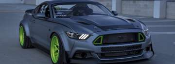 Ford Mustang Facebook Cover Photo