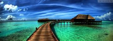 French Polynesia Bora Bora Island Fb Cover