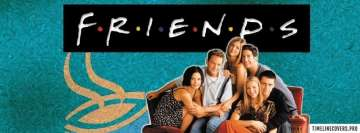 Friends Tv Show Facebook Cover Photo