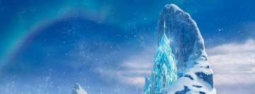 Frozen Facebook cover photo