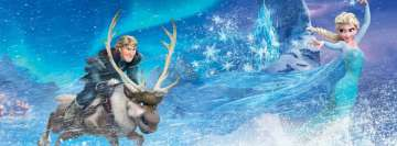 Frozen Kristoff Sven and Elsa