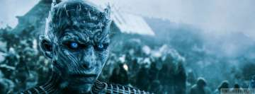 Game of Thrones White Walker Close Up