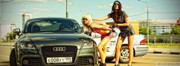 Girls and Cars in Russia