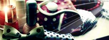 Girly Fashion Facebook Background TimeLine Cover
