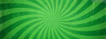 Green Star Product Background Facebook Cover